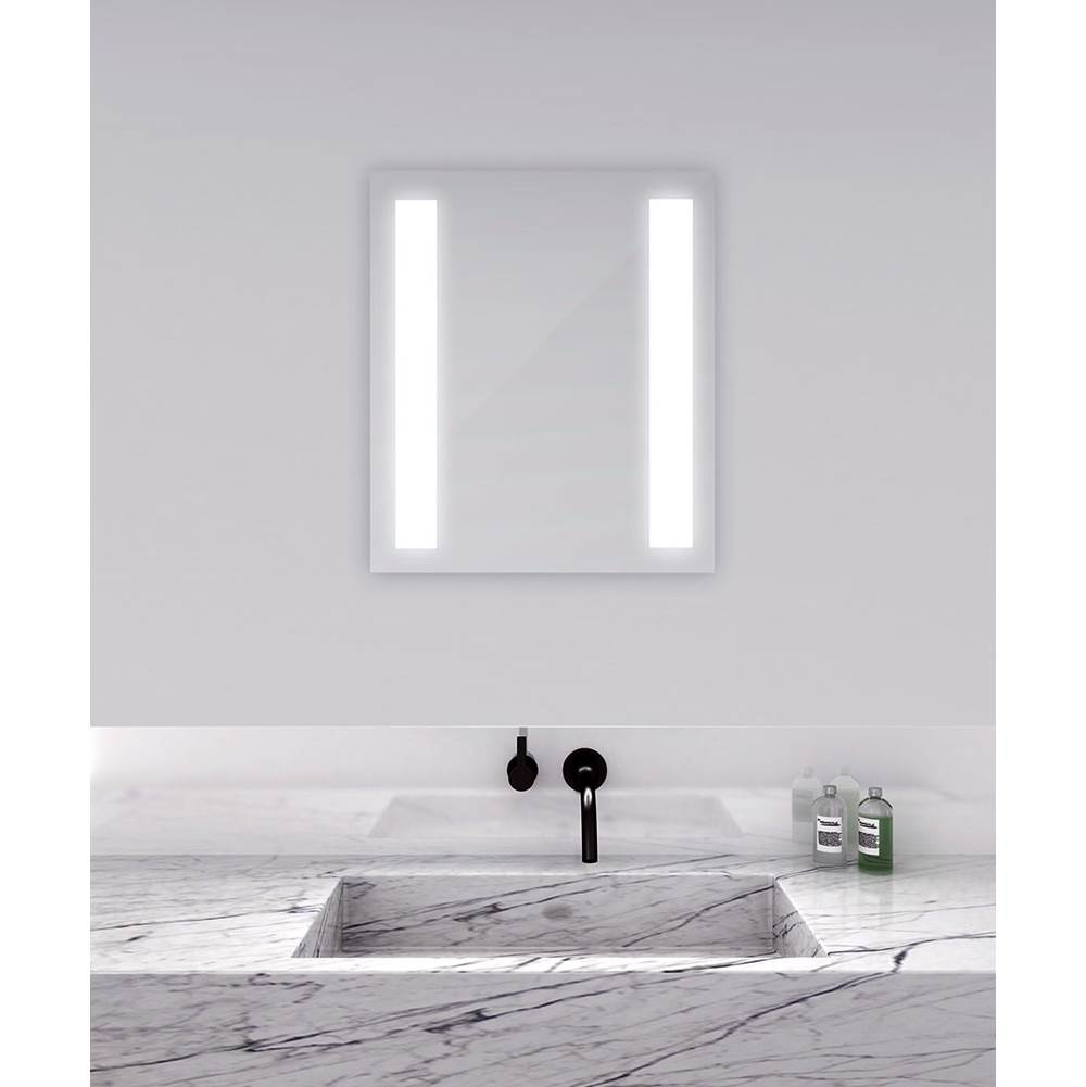 Electric Mirror Fusion 24w x 36h Lighted Mirror