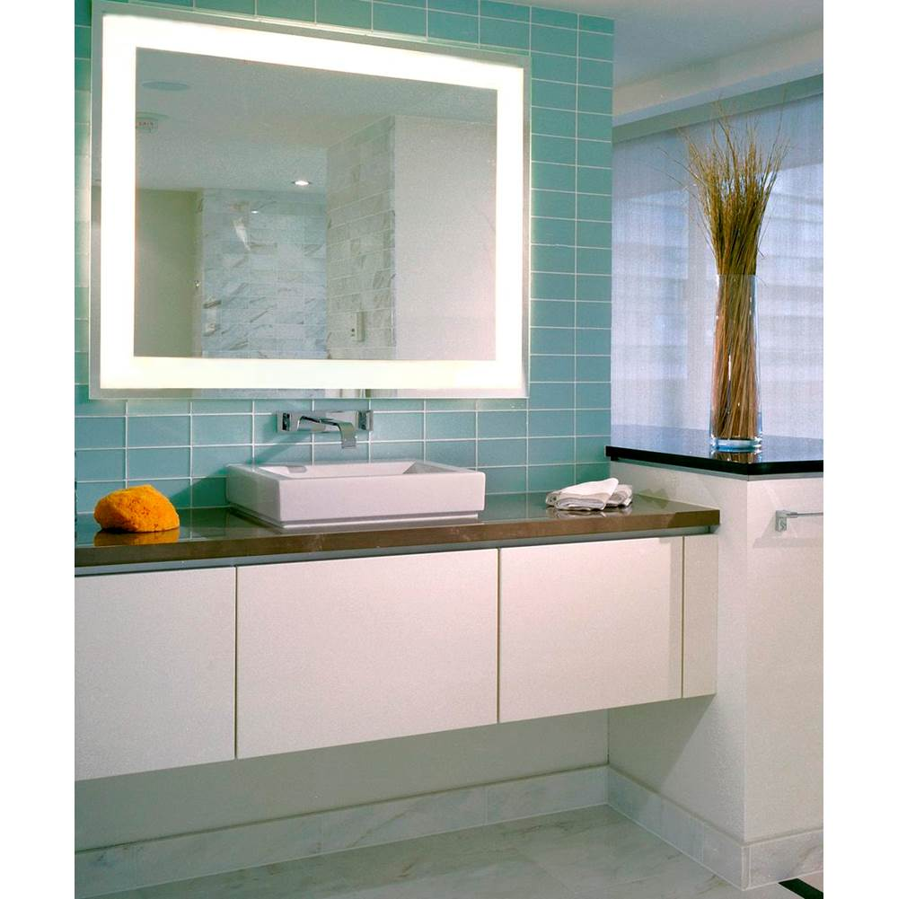 Electric Mirror Integrity 48w x 36h Lighted Mirror