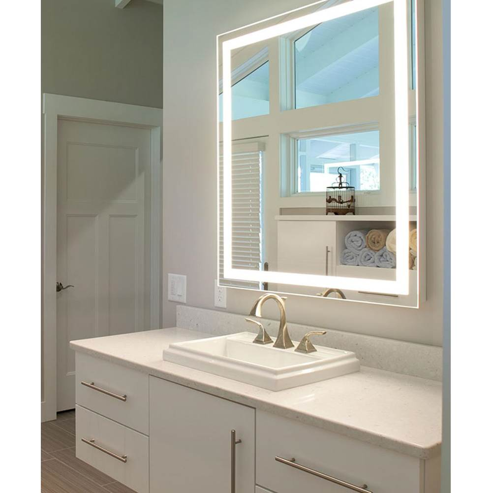 Electric Mirror Integrity 36x36 Lighted Mirror