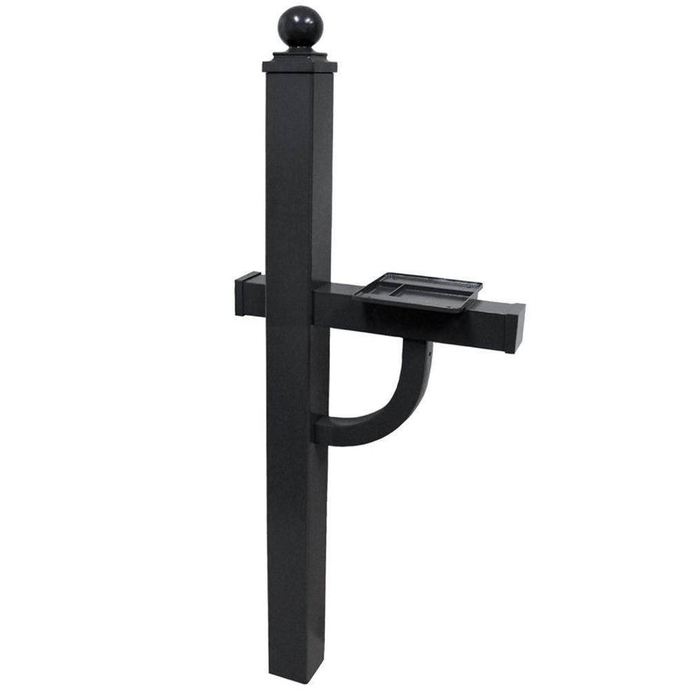 Gaines Manufacturing Keystone Series® Deluxe Post Black