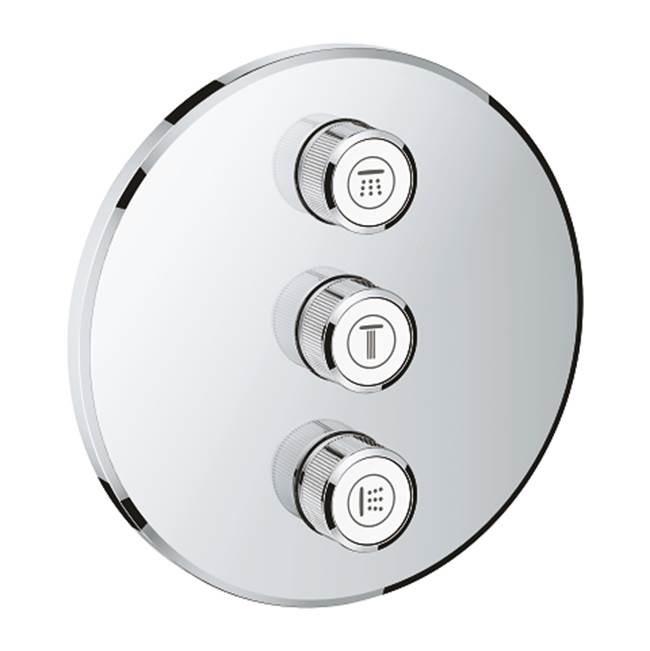 Grohe Triple Volume Control Trim