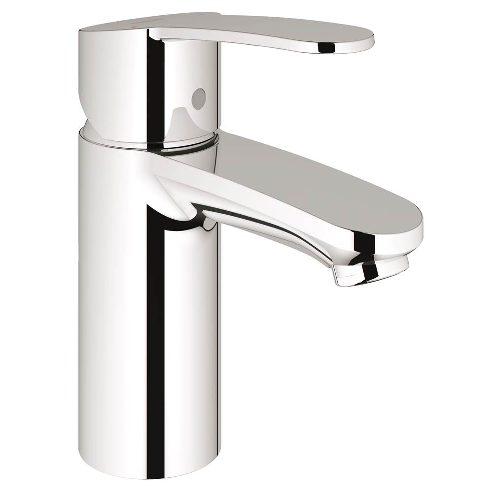 Grohe Single Hole Single-Handle S-Size Bathroom Faucet 1.2 GPM Less Drain