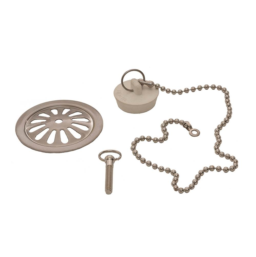 Trim To The Trade Chain & Stopper Strainer Set