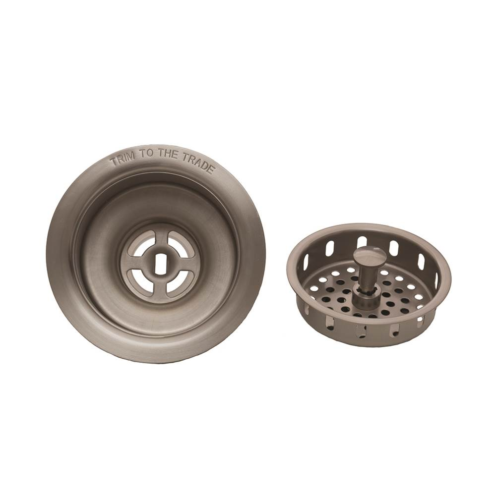 Trim To The Trade Lg Basket Strainer